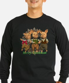 The Three Little Pigs T