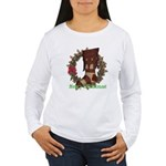 Christmas Stocking Women's Long Sleeve T-Shirt