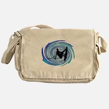 WAKEBOARD Messenger Bag