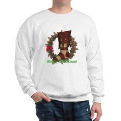 Christmas Stocking Sweatshirt