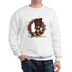 Christmas Stocking Sweatshirt