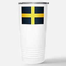 Flag of Saint David Of Stainless Steel Travel Mug