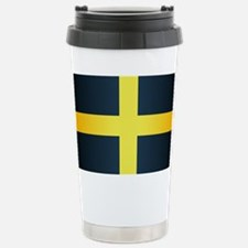 Flag of Saint David Of Travel Mug