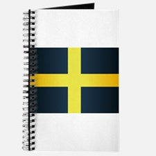 Flag of Saint David Of Wales Journal