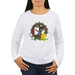 Rattachewie Women's Long Sleeve T-Shirt
