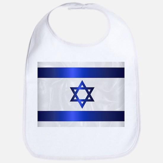 Israel Star Of David Flag Bib