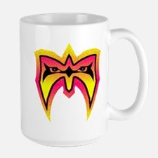 "Warrior ""Blazing Mask"" Mugs"