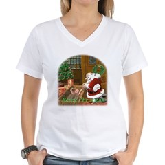 Praying Santa Shirt