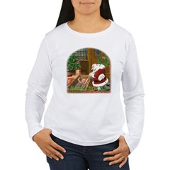 Praying Santa T-Shirt