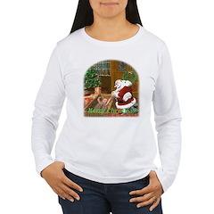 Praying Santa T-Shirt