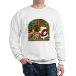 Praying Santa Sweatshirt