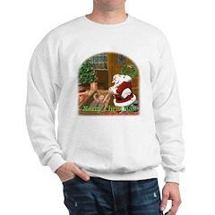 Praying Santa Sweatshirt
