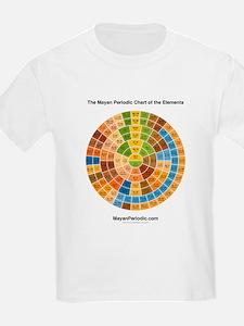 New Mayan Periodic Chart 2016 T-Shirt