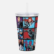 Avengers Everyone Is Acrylic Double-Wall Tumbler