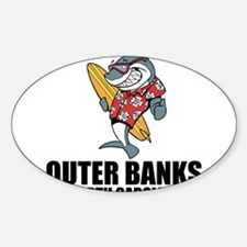 Outer Banks, North Carolina Decal