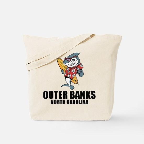 Outer Banks, North Carolina Tote Bag