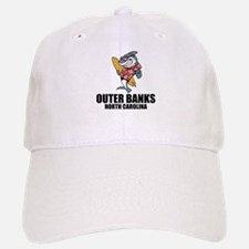 Outer Banks, North Carolina Baseball Baseball Baseball Cap