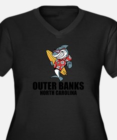 Outer Banks, North Carolina Plus Size T-Shirt