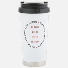 Funny Protestant Thermos Mug