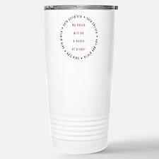 Calvinist Travel Mug