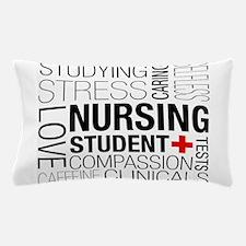 Nursing Student Box Pillow Case