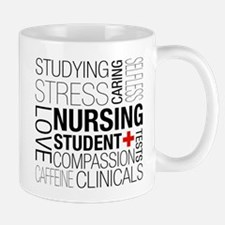 Nursing Student Box Mugs