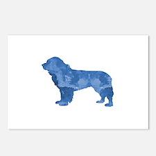 Newfoundland Dog Postcards (Package of 8)