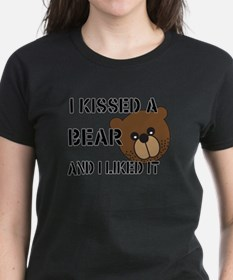 I Kissed A Bear T-Shirt