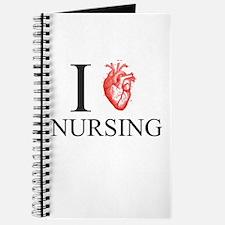 I Heart Nursing Journal