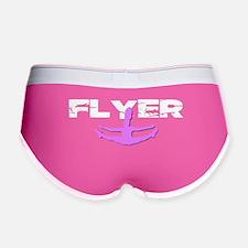 Pink Cheerleader Flyer Women's Boy Brief