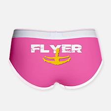 Yellow Cheerleader Flyer Women's Boy Brief