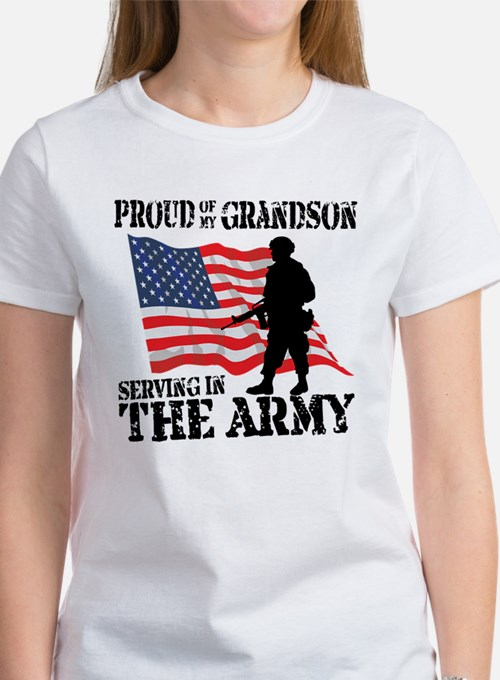 Proud of My Grandson T-Shirt