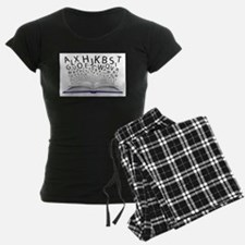 Book of Letters Pajamas