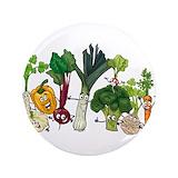 Funny vegetables Single