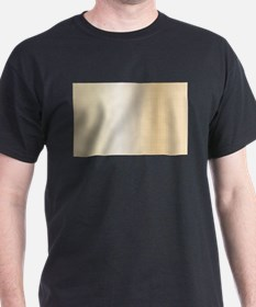Drilled Brass Plate T-Shirt
