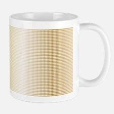 Drilled Brass Plate Mugs