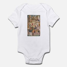 Gut Ache Infant Bodysuit