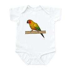 Sun Conure Infant Bodysuit
