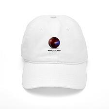 Funny Cricket new zealand Baseball Cap