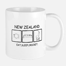 Eat,sleep,cricket Mugs