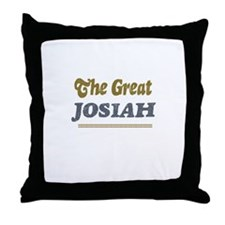 Josiah Throw Pillow