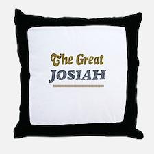 Josiah Throw Pillow