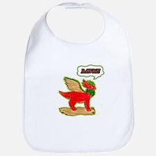 Strawberry Sass Bib