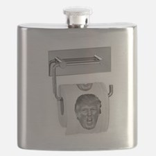 Trump TP Design Flask