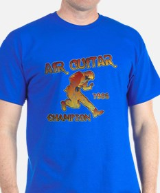 Air Guitar Champion (vintage) T-Shirt
