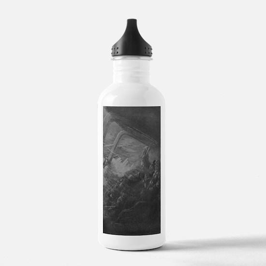 Unique Rms titanic Water Bottle