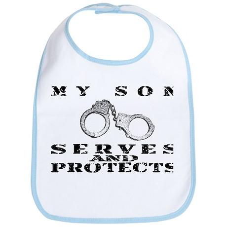Serves & Protects Cuffs - Son Bib