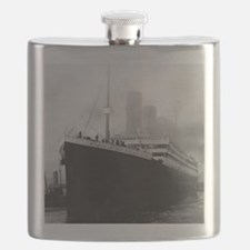 Funny Rms titanic Flask