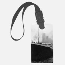 Cute Rms titanic Luggage Tag