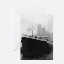 Cute Rms titanic Greeting Card